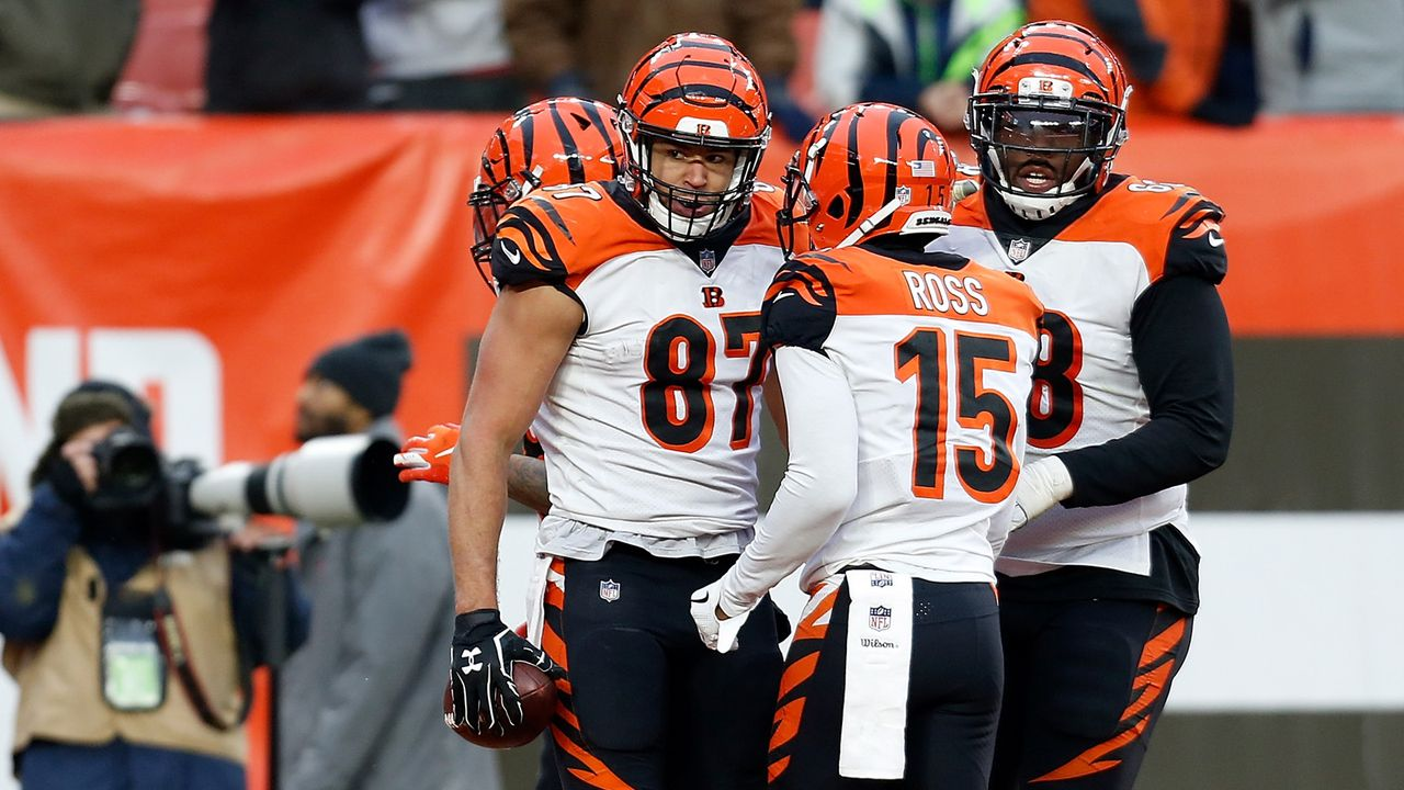 Cincinnati Bengals - Bildquelle: 2018 Getty Images