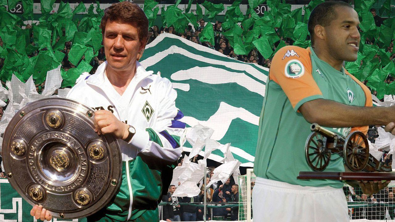 Danke, Werder! Was der Bundesliga mit Bremens Abstieg verloren geht - Bildquelle: imago images/Claus Bergmann
