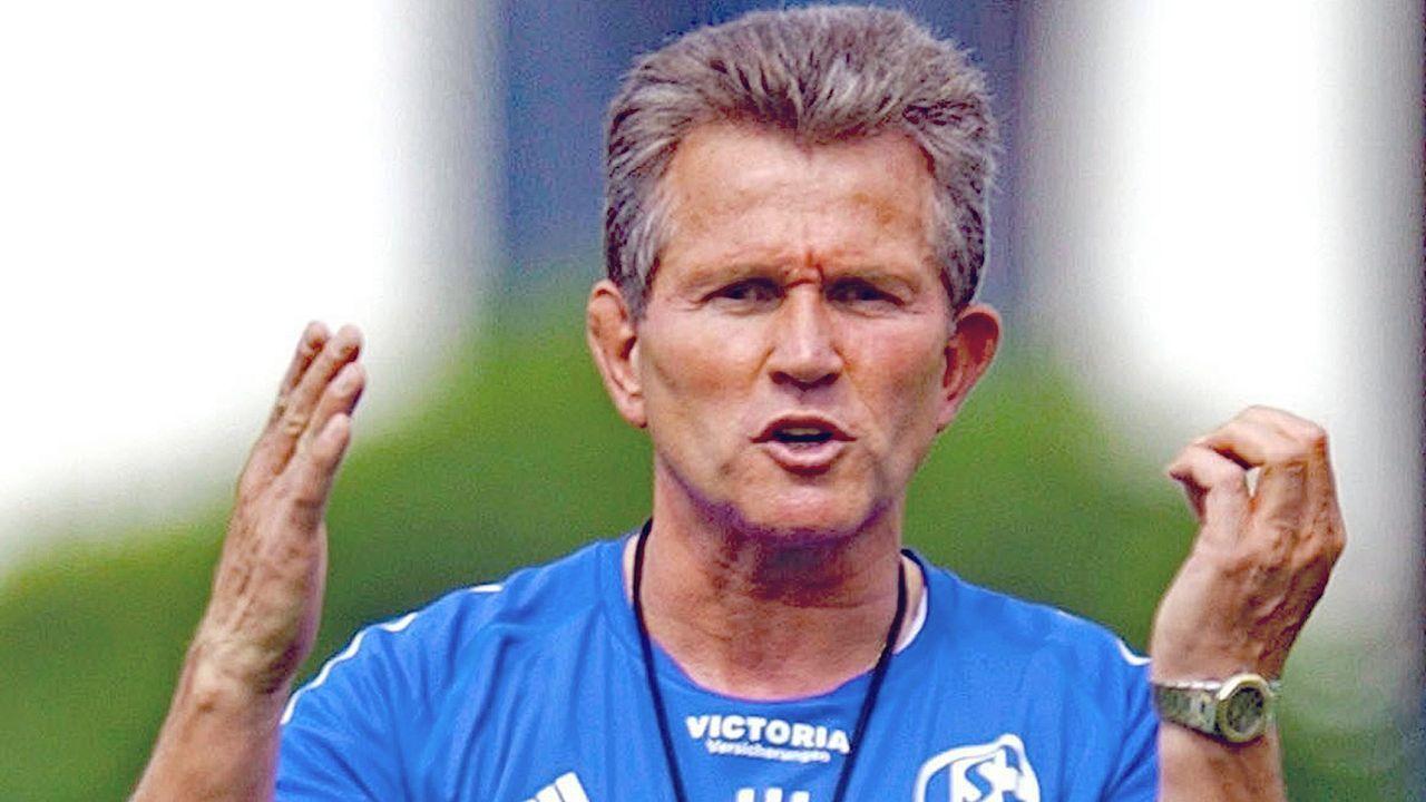 Trainer: Jupp Heynckes - Bildquelle: Getty
