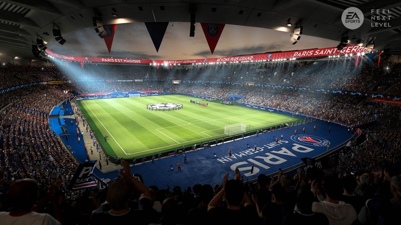 FIFA 21 - Bildquelle: twitter@EASPORTSFIFA