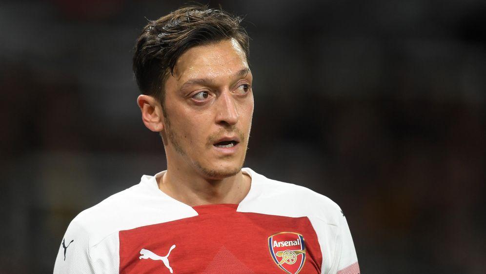 Es gab eine Auseinandersetzung bei Mesut Özils Wohnsitz - Bildquelle: Getty Images