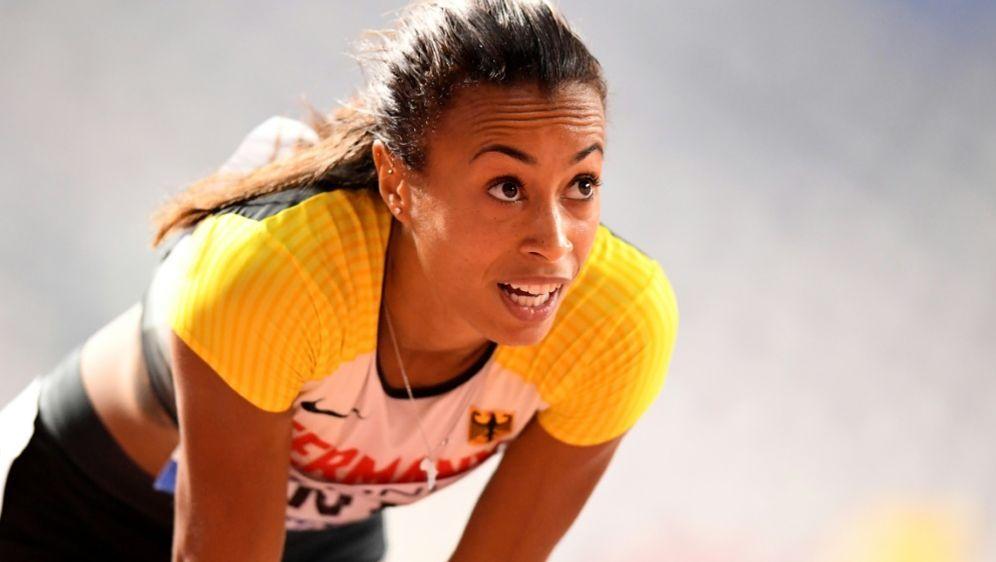 Tatjana Pinto verpasst das 200-m-Finale - Bildquelle: AFPSIDJewel SAMAD