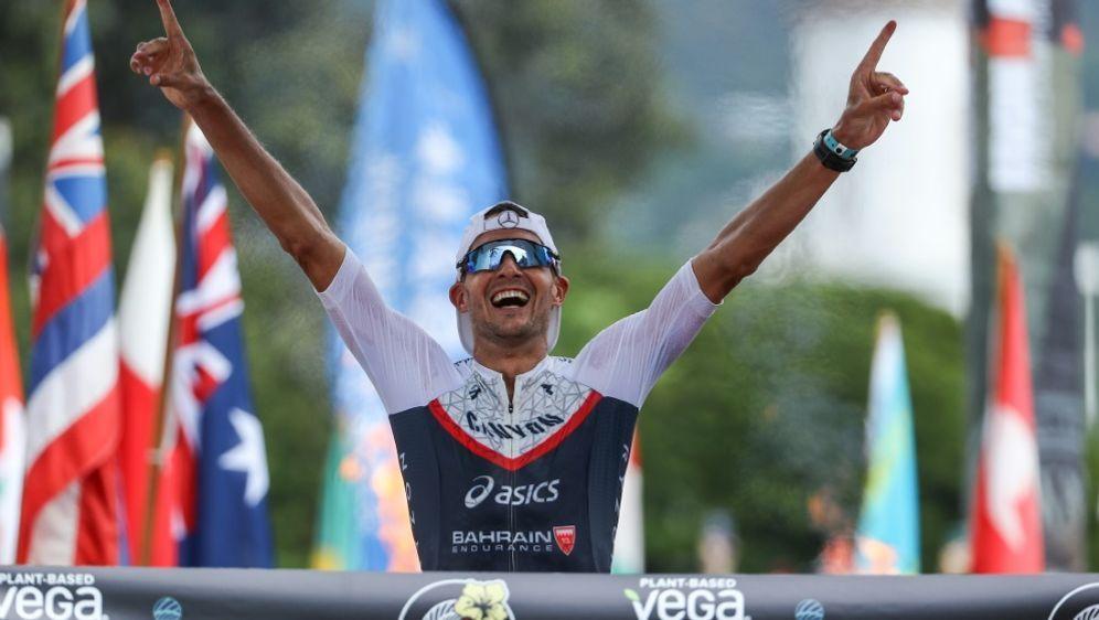 Jan Frodeno kündigt besonderen Ironman - Bildquelle: AFPBELGA MAGSIDDAVID PINTENS