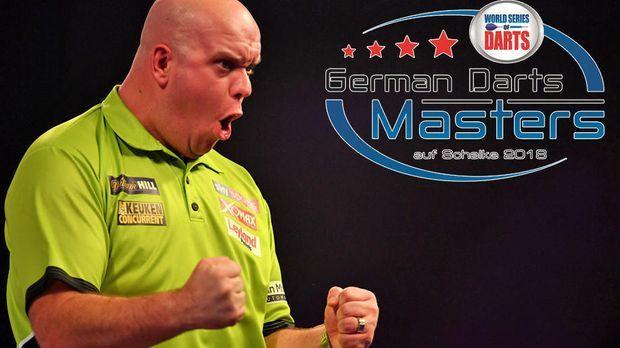 German Darts Masters 2020 Teilnehmer