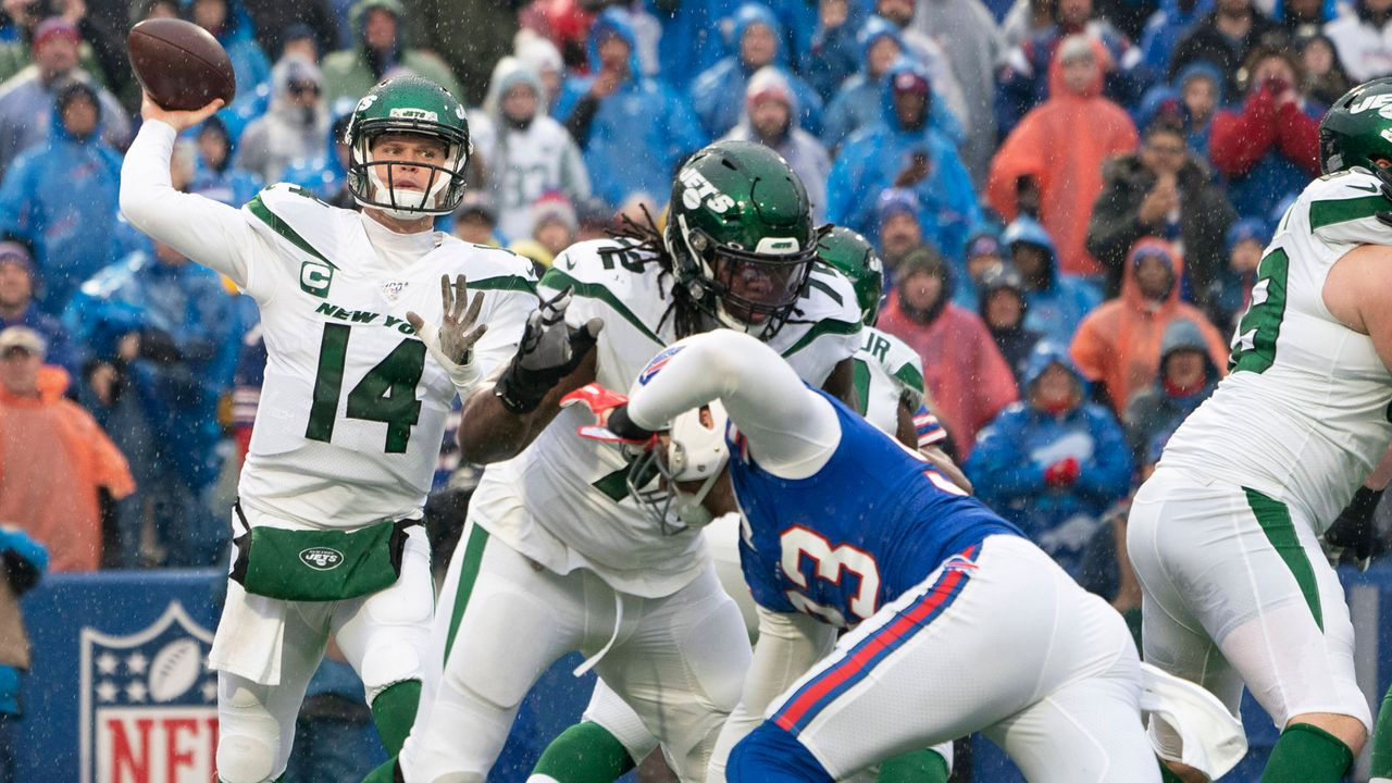 New York Jets - Bildquelle: imago images/Icon SMI