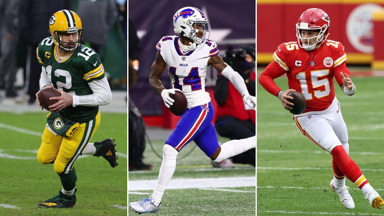 NFL: Die Schlüsselduelle der beiden Championship Games - Bildquelle: Getty Images