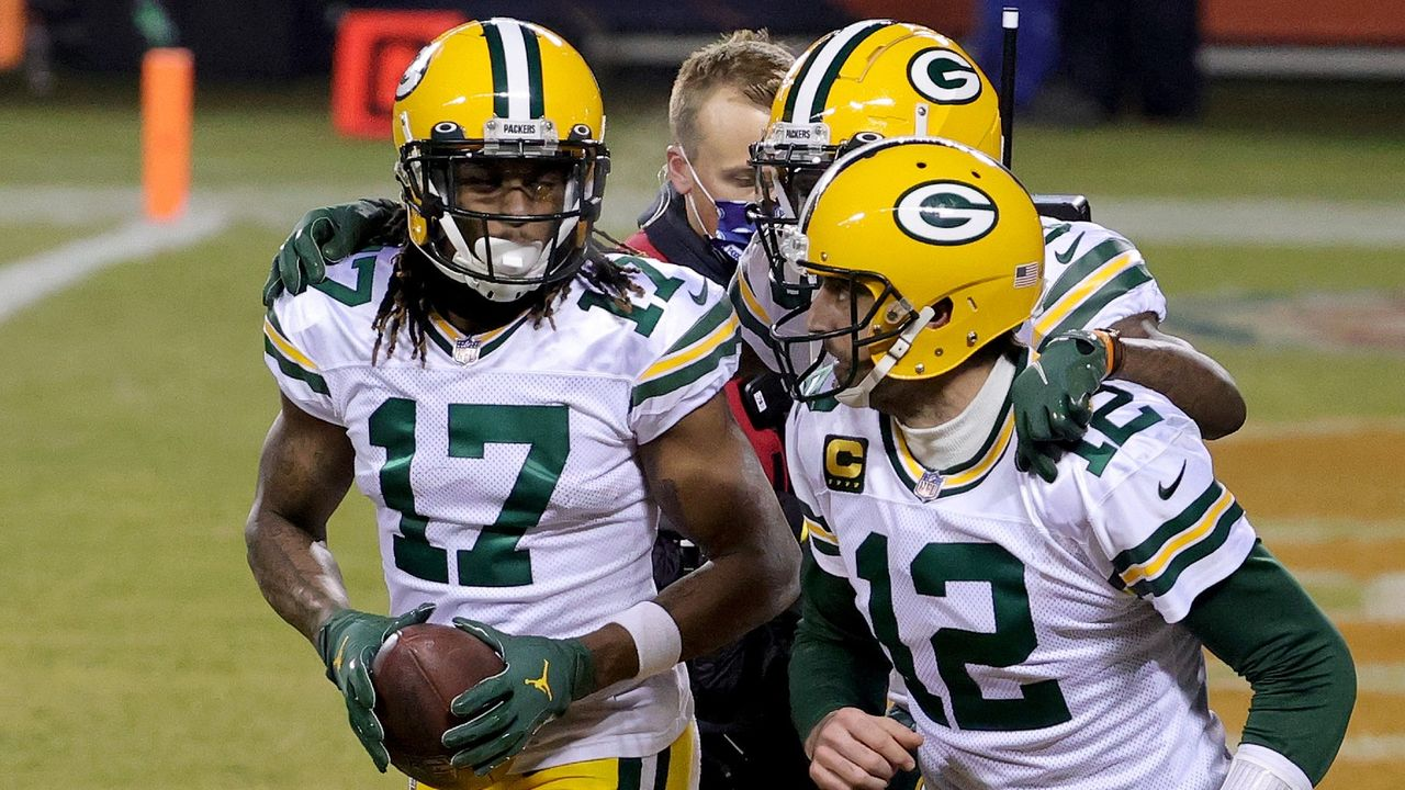 Platz 1: Green Bay Packers - Bildquelle: Getty