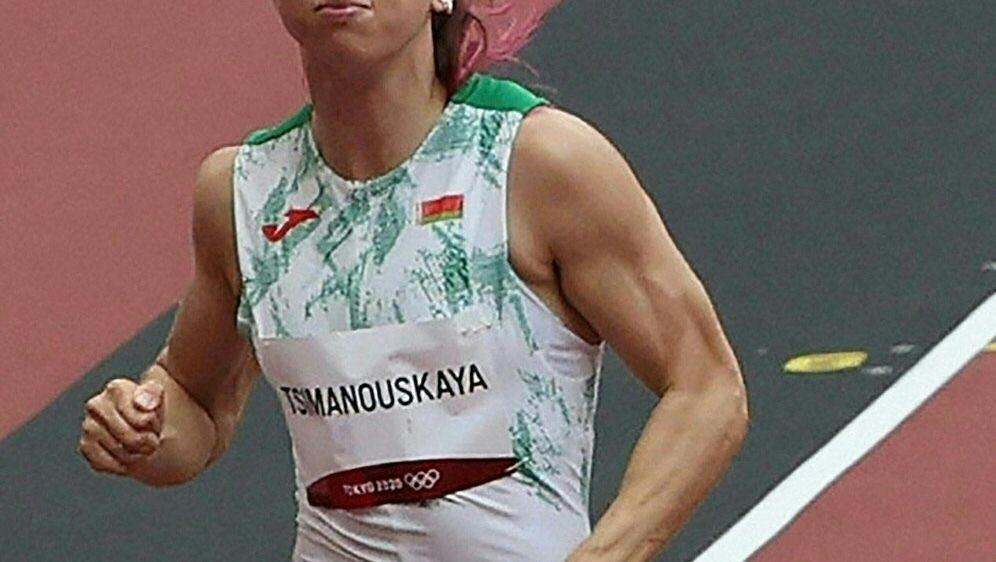 Timanowskaja beantragt polnische Staatsbürgerschaft - Bildquelle: AFPSID