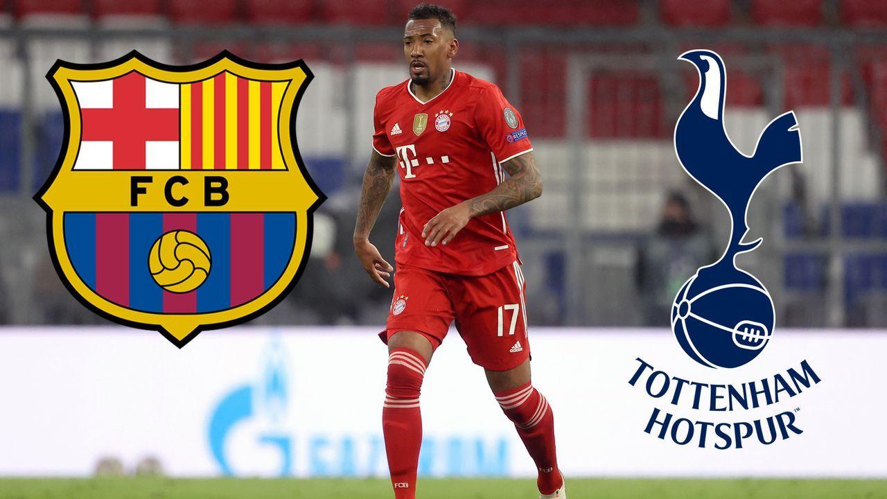 Jerome Boateng (FC Bayern München) - Bildquelle: 2021 Getty Images