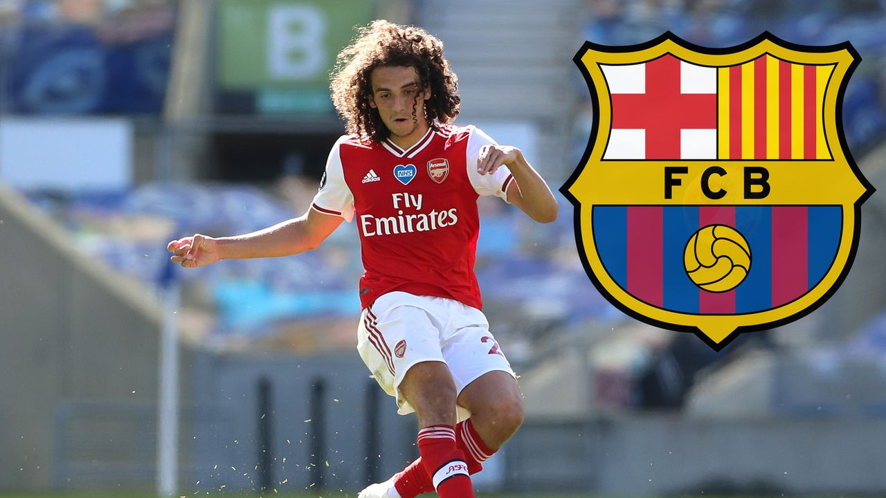 Matteo Guendouzi (FC Arsenal) - Bildquelle: 2020 Getty Images