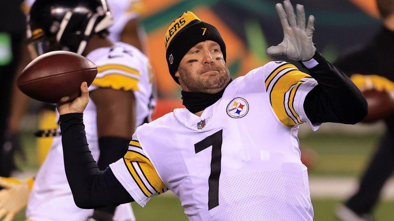 Platz 31: Pittsburgh Steelers - Bildquelle: Imago Images