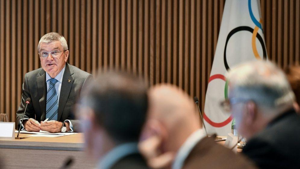 Der IOC förder weiter den Anti-Doping-Kampf - Bildquelle: AFPSIDFABRICE COFFRINI