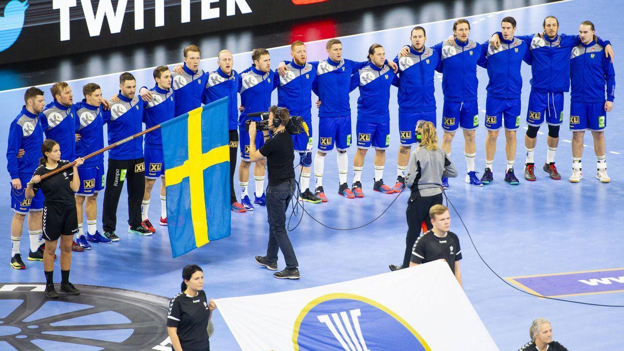 Schweden: Vize-Europameister mit stabiler Verteidigung - Bildquelle: imago/Bildbyran