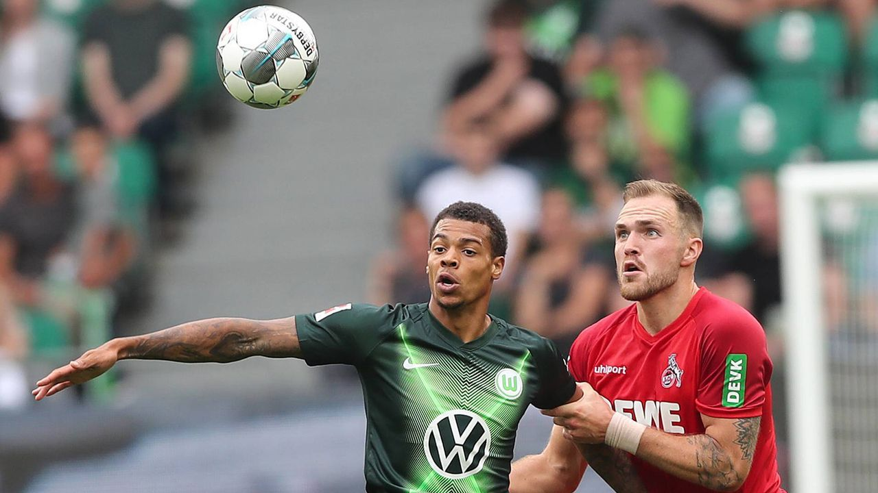 VfL Wolfsburg - Bildquelle: imago images / Hübner