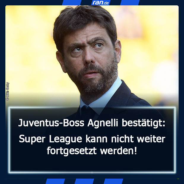 Agnelli Super League Link in Bio