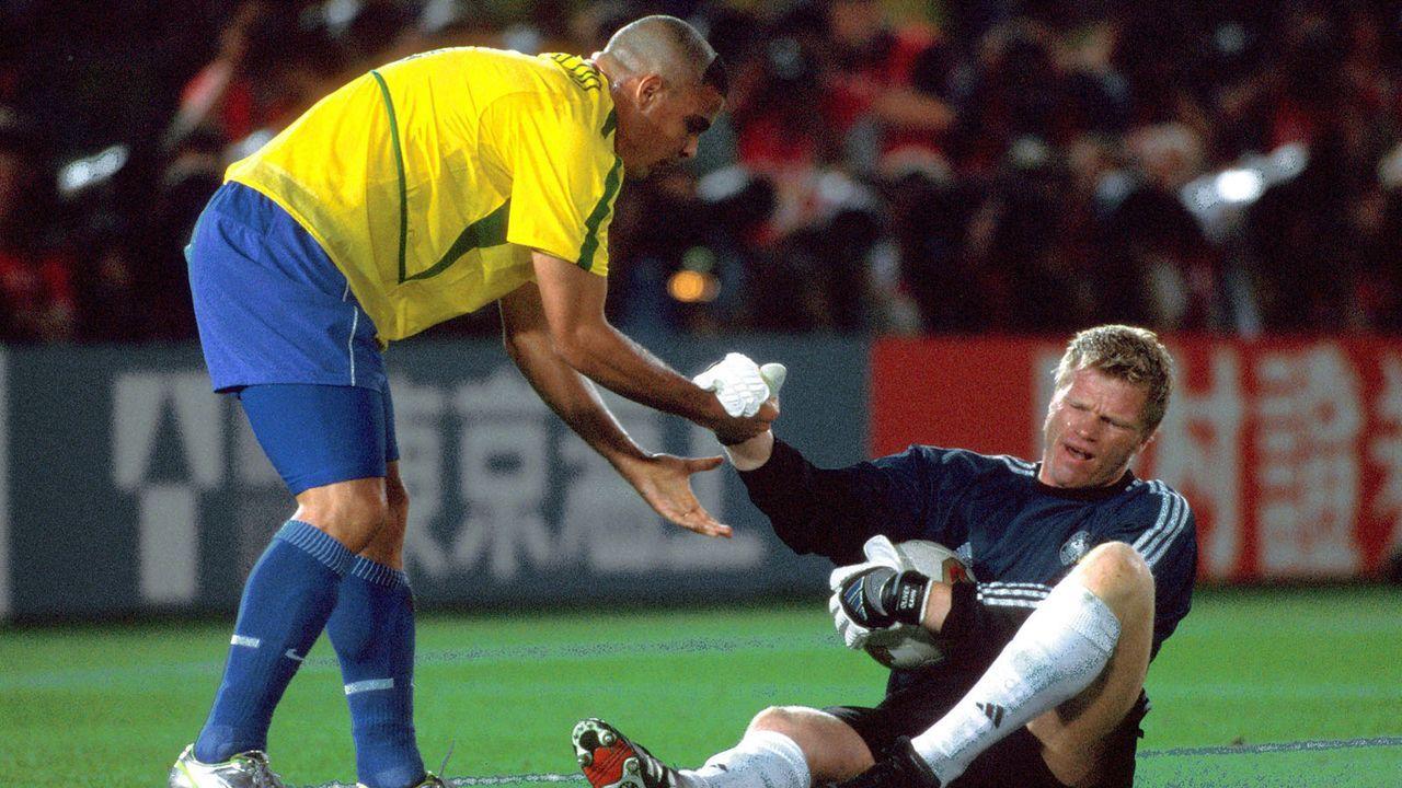 Ronaldo zerstört Kahns WM-Traum - Bildquelle: imago/Laci Perenyi