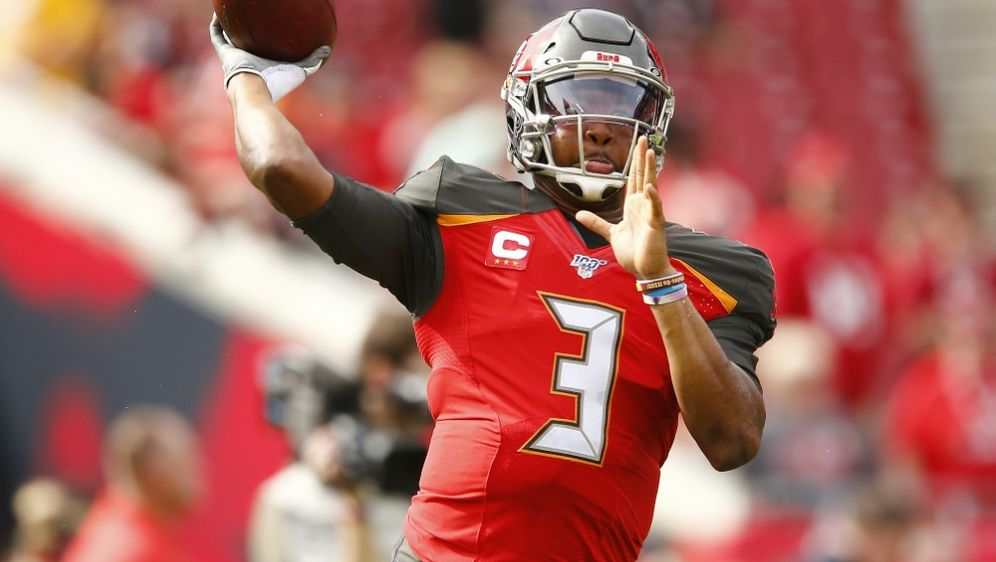 Jameis Winston warf letzte Saison 30 Interceptions - Bildquelle: AFPGETTY IMAGES NORTH AMERICASIDMichael Reaves