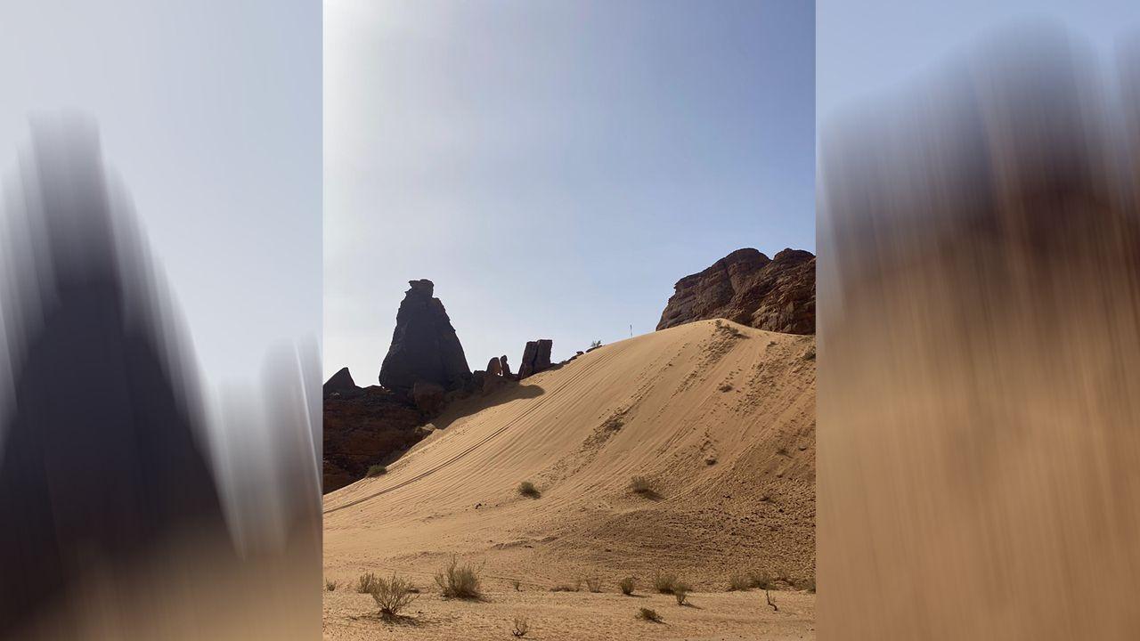 Timos Tagebuch aus der Wüste - Bildquelle: Timo Scheider