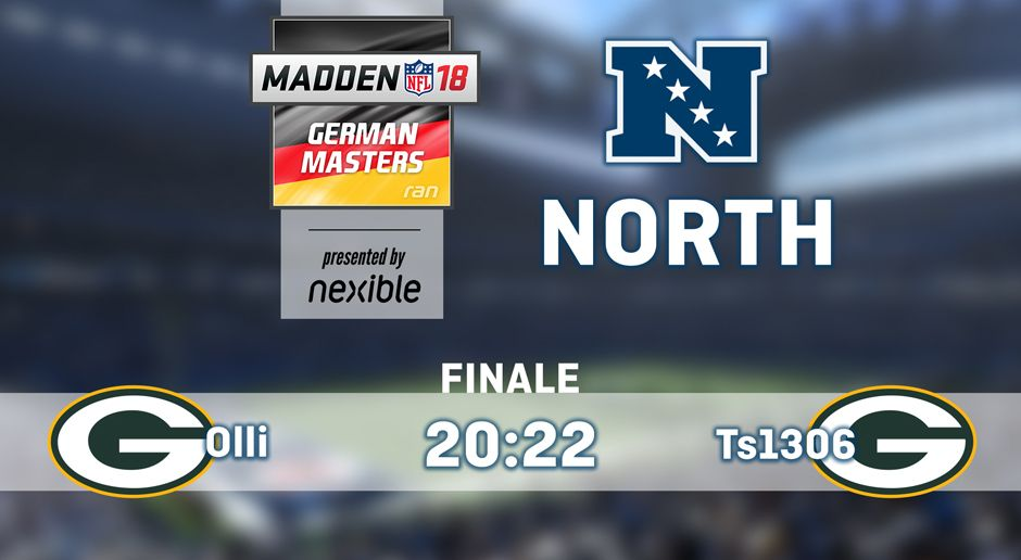 NFC North-Gewinner - Bildquelle: ran.de