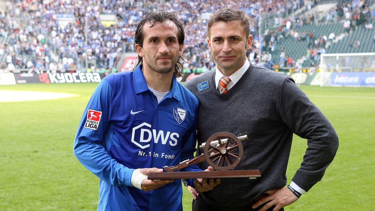 Saison 2006/07 - Bildquelle: Imago Images