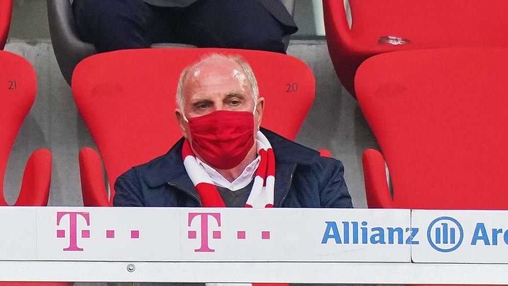Uli Hoeneß ist Ehrenpräsident des FC Bayern. - Bildquelle: Peter Schatz / Pool