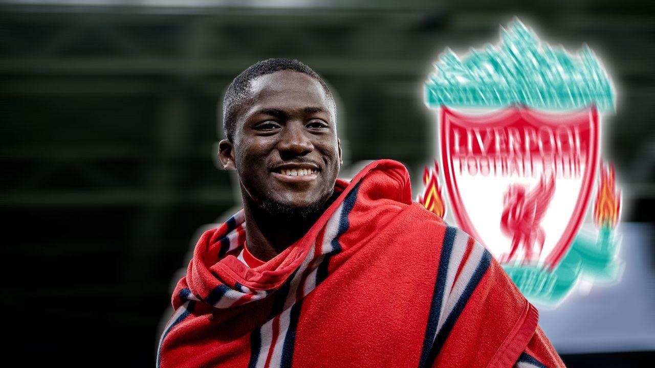 Platz 8: FC Liverpool - Bildquelle: imago images/motivio