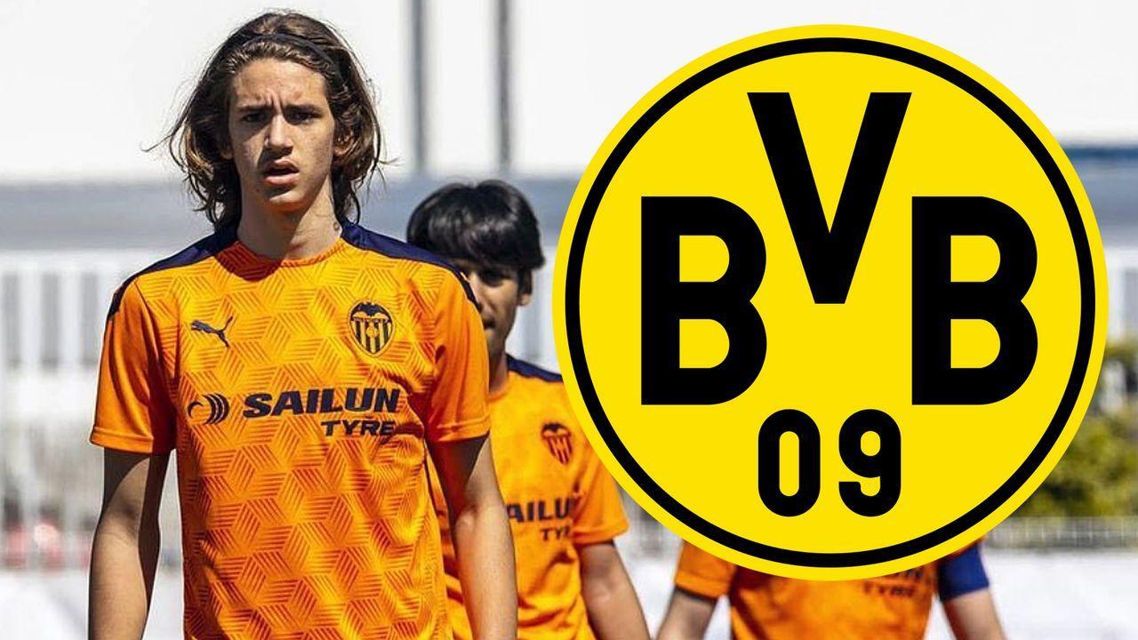 Yarek Gasiorowski (FC Valencia) - Bildquelle: twitter@ValenciacfAR_En