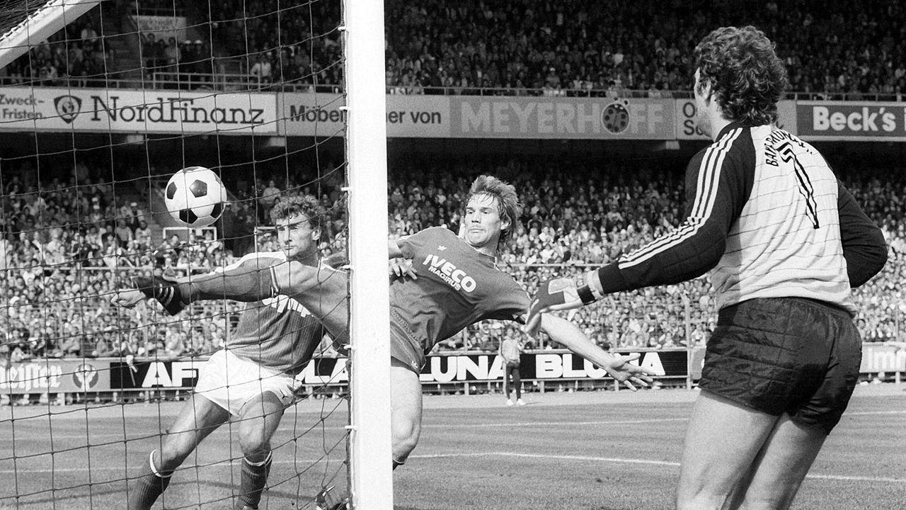Jean-Marie Pfaff (FC Bayern)  - Bildquelle: imago/WEREK