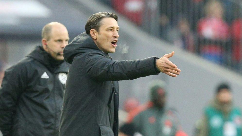 Kovac schaffte die Rotation beim FC Bayern vorerst ab - Bildquelle: PIXATHLONPIXATHLONSID