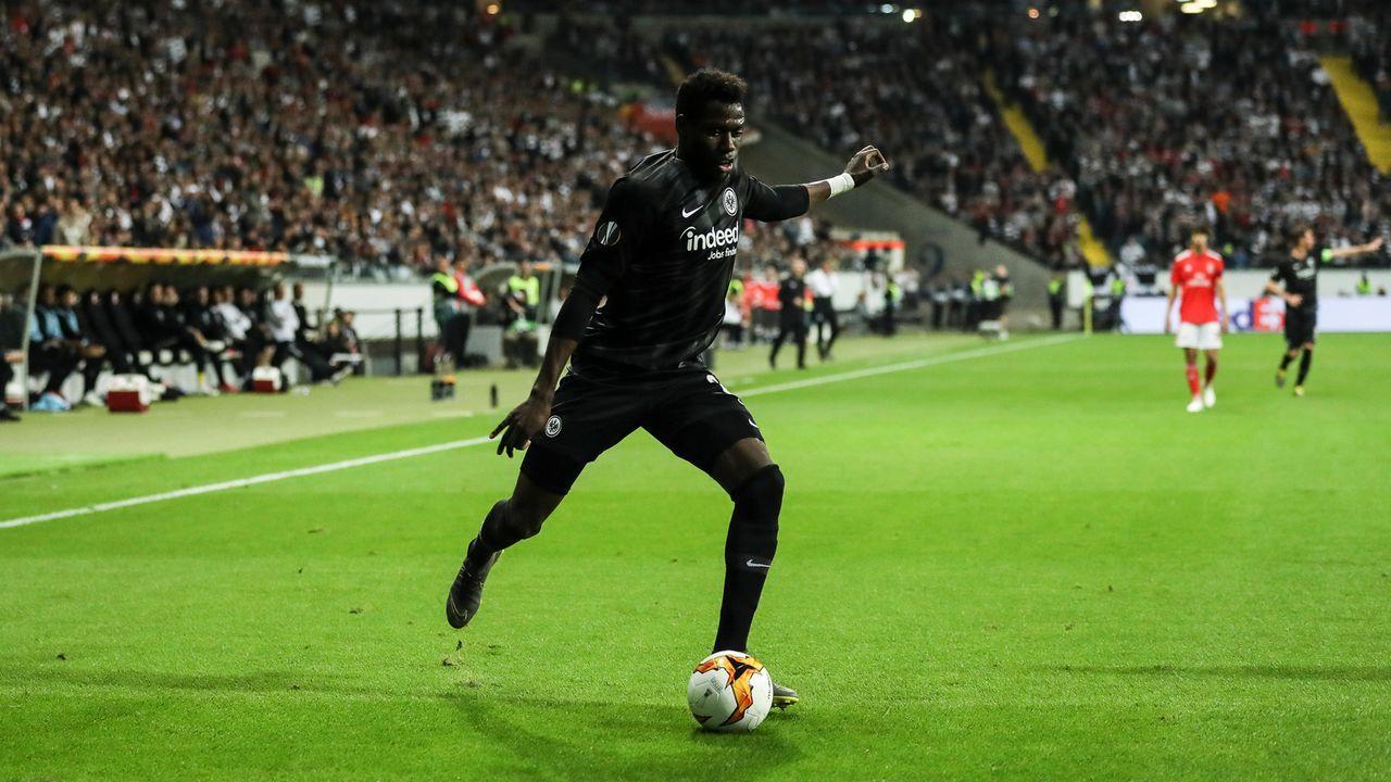 Danny da Costa (Eintracht Frankfurt) - Bildquelle: 2019 Getty Images