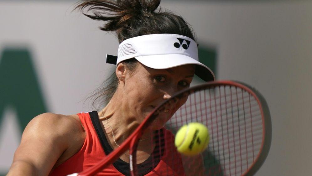 Tatjana Maria verpasst das Finale in Nottingham - Bildquelle: AFPSIDKENZO TRIBOUILLARD