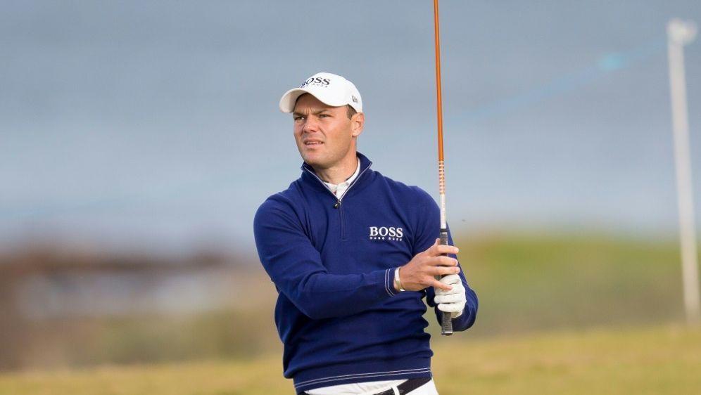 Golfer Martin Kaymer kletterte von Rang 58 auf 29 - Bildquelle: PIXATHLONPIXATHLONSID