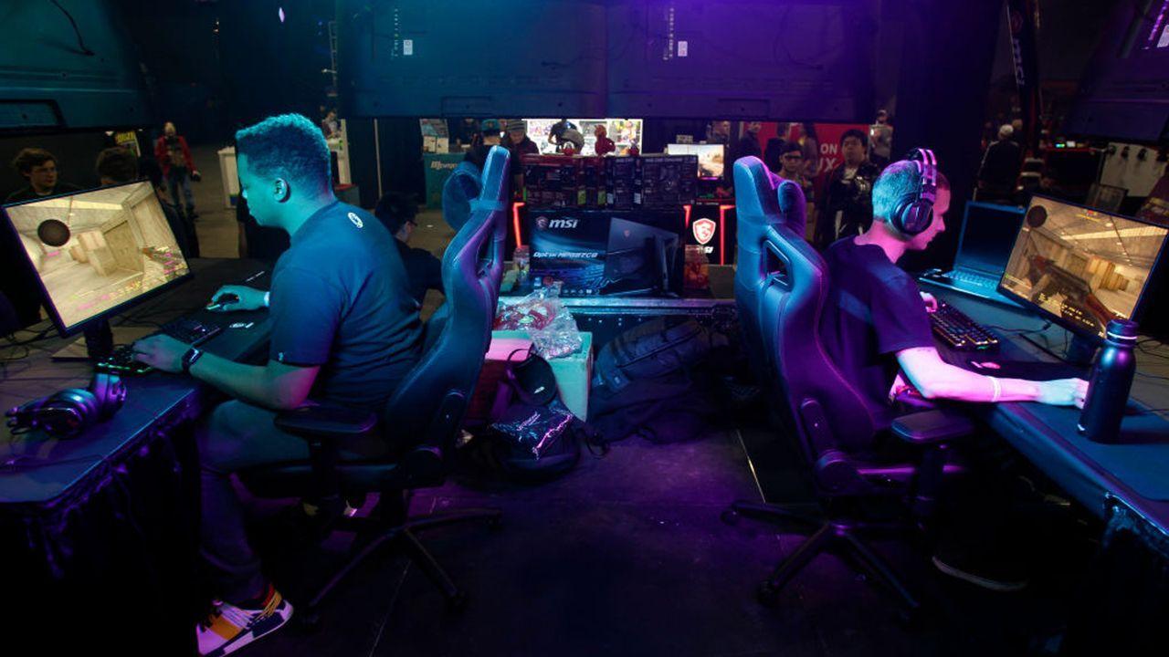 Platz 9: Counter-Strike  - Bildquelle: 2018 Getty Images