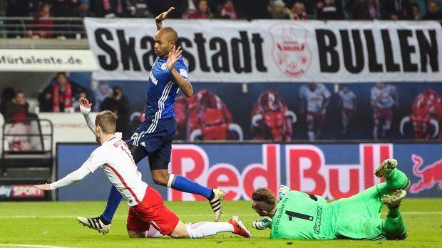 13. Spieltag: RB Leipzig - FC Schalke 04 2:1 - Bildquelle: imago/Christian Schroedter
