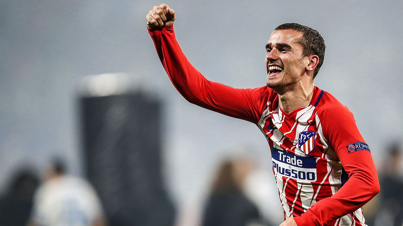 Antoine Griezmann - Bildquelle: Getty Images