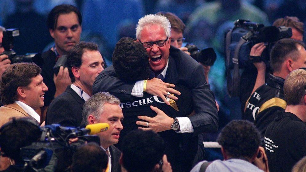 Bönte war langjähriger Manager der Klitschko-Brüder - Bildquelle: FIROFIROSID