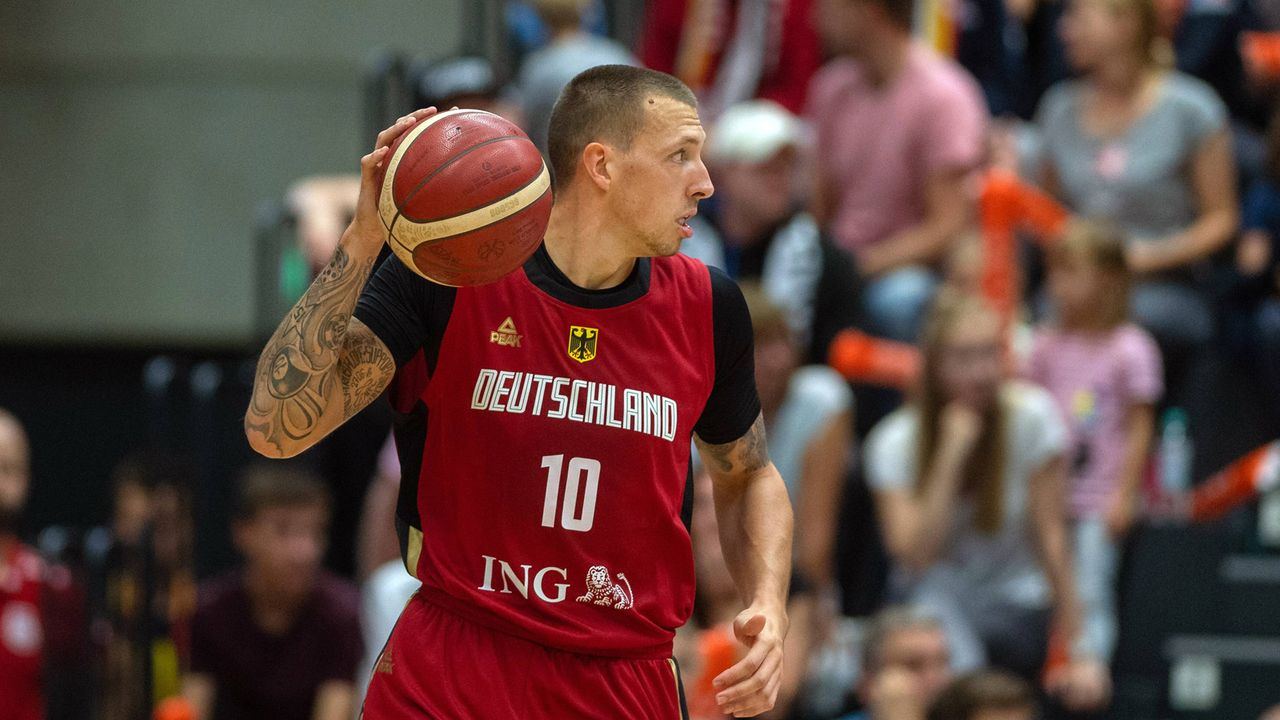 Daniel Theis (27, Deutschland) - Bildquelle: imago images / Camera 4