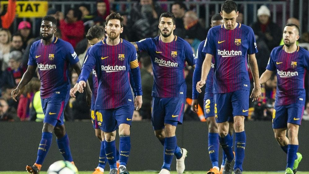 FC Barcelona kämpft auch in der eSports-Liga um Titel - Bildquelle: AFPSIDUrbanandsport