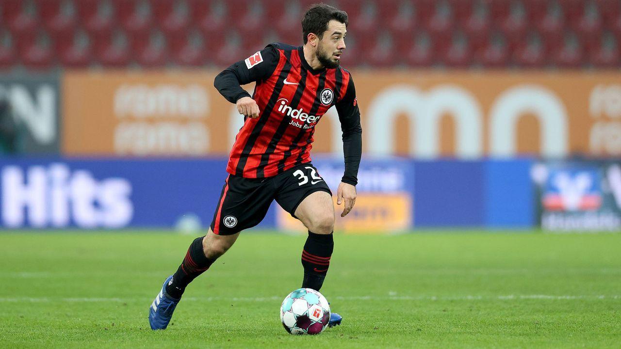 Amin Younes (Eintracht Frankfurt / 5 A-Länderspiele) - Bildquelle: 2020 Getty Images