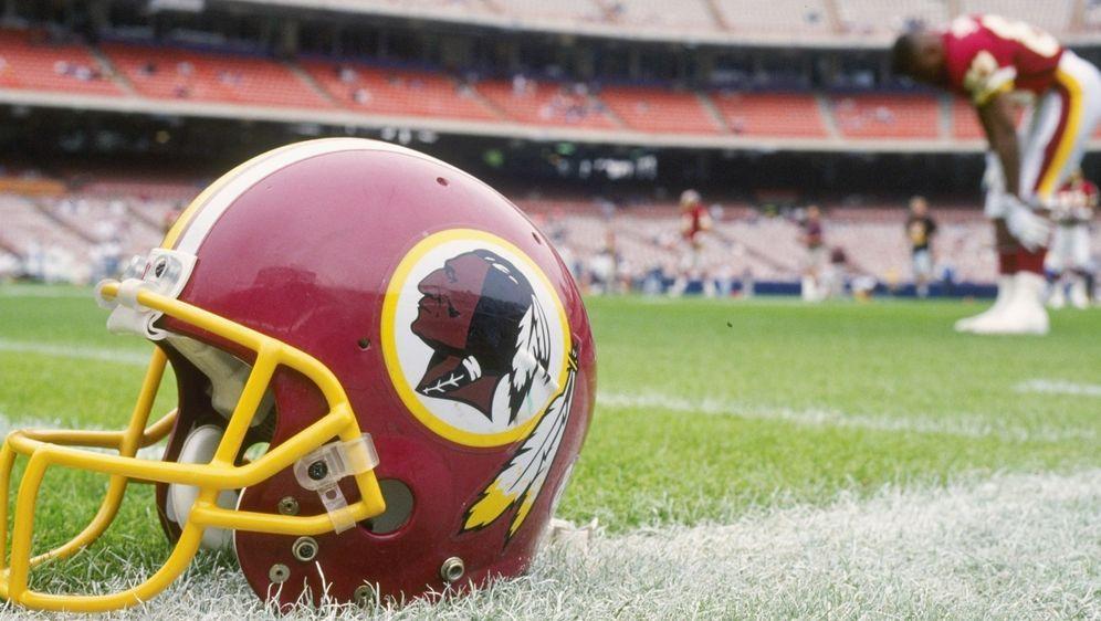 Der Teamname der Washington Redskins ist umstritten und könnte bald geändert...