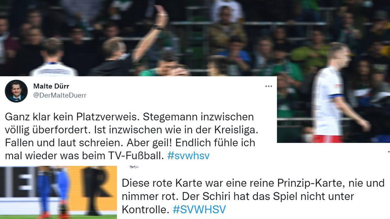 Schonlau-Platzverweis sorgt für Diskussionen - Bildquelle: imago images/Revierfoto