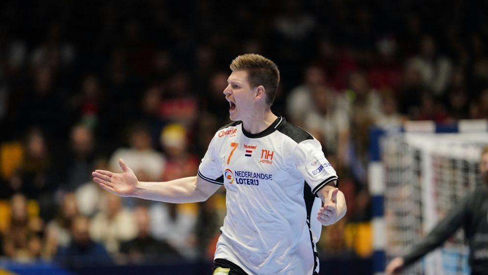 Die Niederländer gewinnen zum ersten Mal bei einer EM - Bildquelle: NTB ScanpixNTB ScanpixSIDOLE MARTIN WOLD