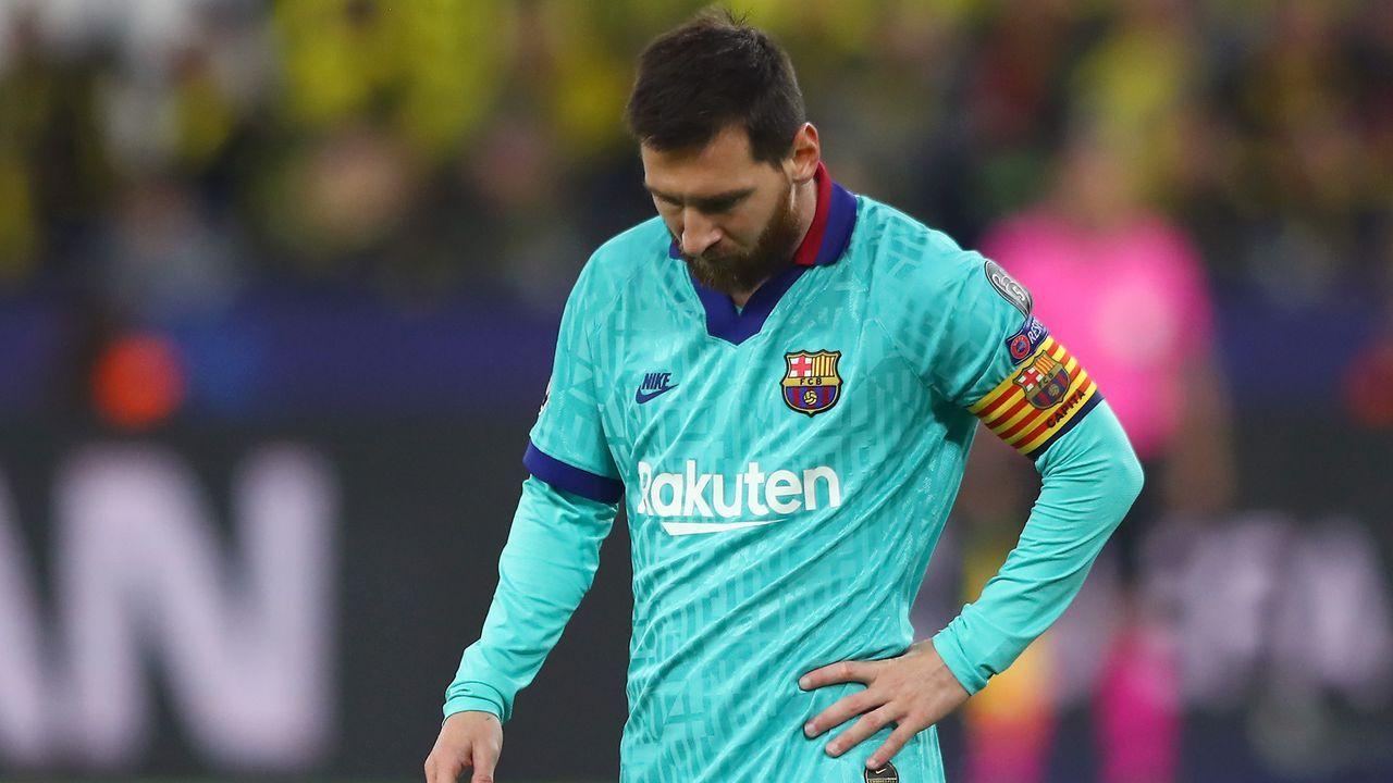 Lionel Messi (FC Barcelona) - Bildquelle: getty