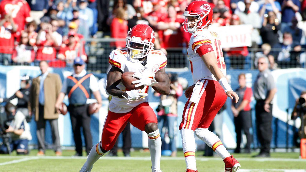 Passing Offense: Kansas City Chiefs - Bildquelle: imago images/Icon SMI