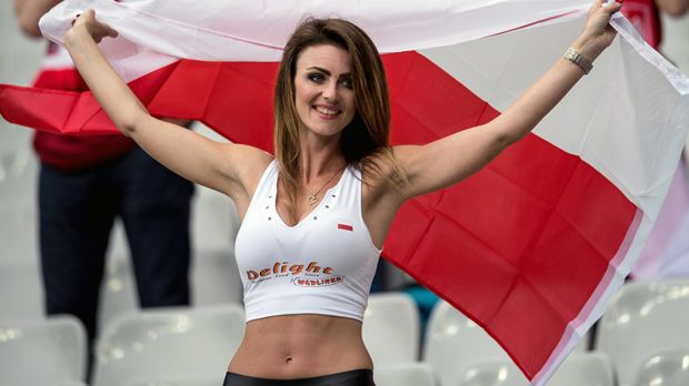 Fan Polen - Bildquelle: imago/Eibner