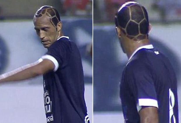 Fussball Die Fiesesten Fussballer Frisuren