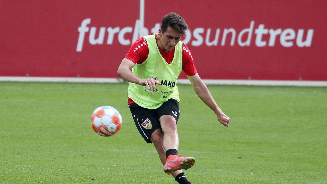 Ömer Beyaz (VfB Stuttgart) - Bildquelle: imago images/Sportfoto Rudel