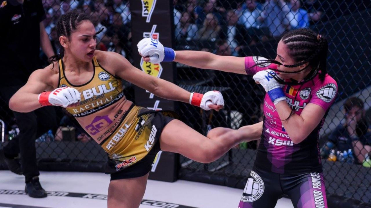 Das sind die KSW-Champions 08 - Bildquelle: KSW MMA