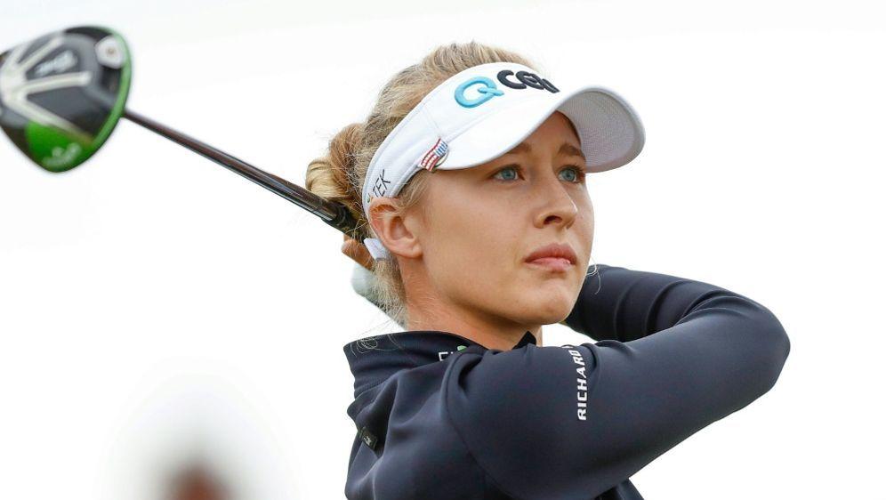 Golf: Nelly Korda wird mit Schwester Jessica antreten - Bildquelle: FIROFIROSID