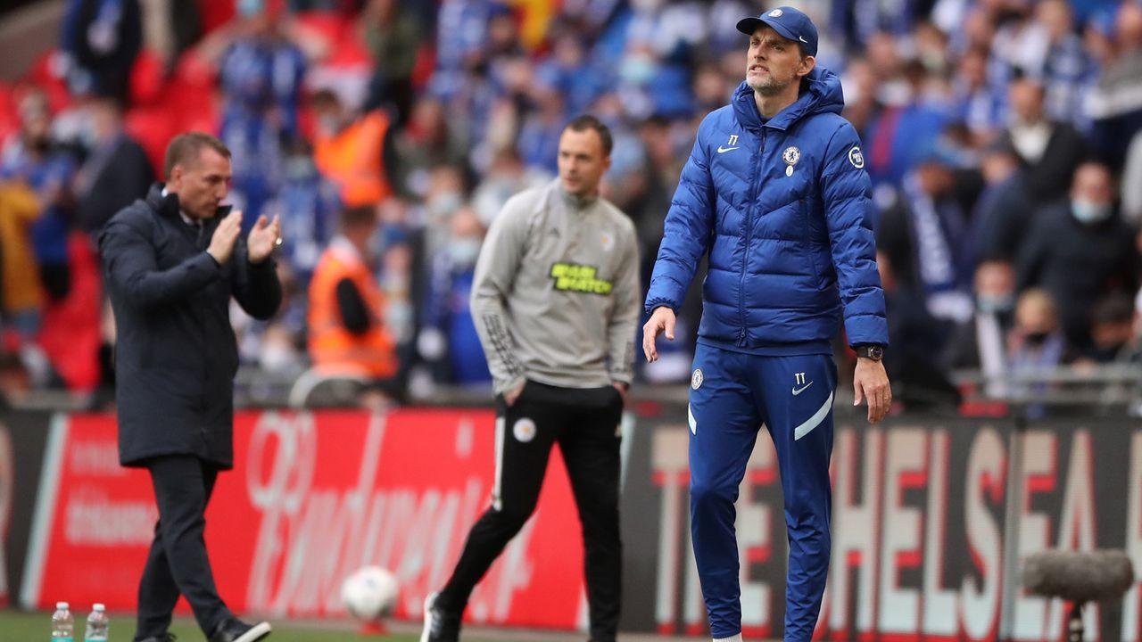 Chelsea-Coach Tuchel verliert sein erstes Endspiel - Bildquelle: 2021 Getty Images